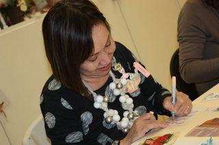 Lana coloring