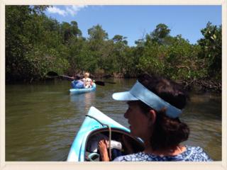 Kayaking Catherine