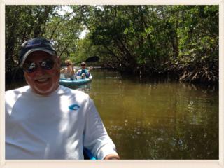 Kayaking Dale