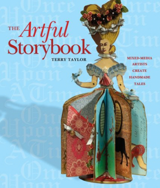 The Artful Storybook alternative cover