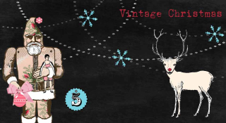 Santa for blog
