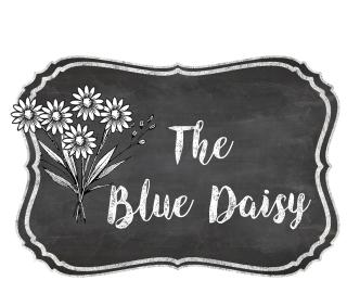 The Blue Daisy Sign