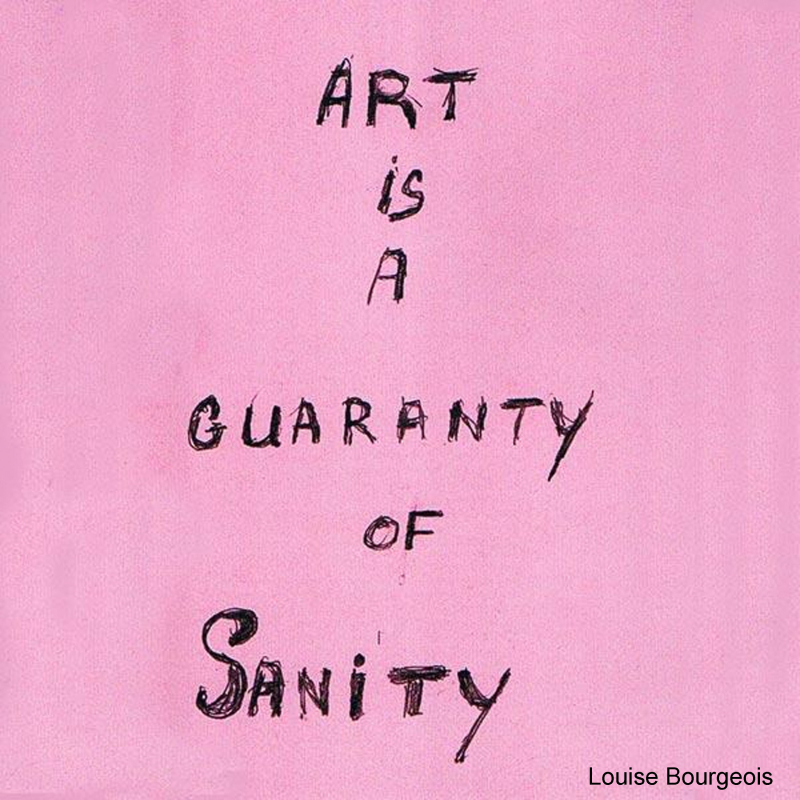 Art is Sanity