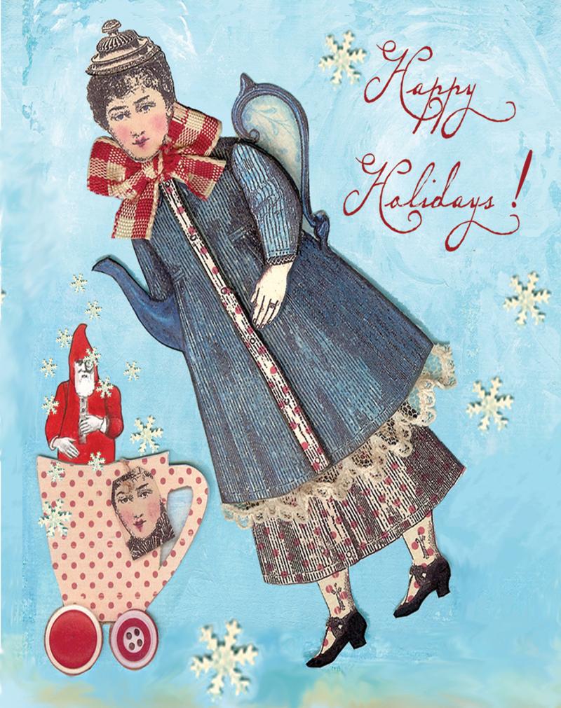 Happy Holidays Facebook